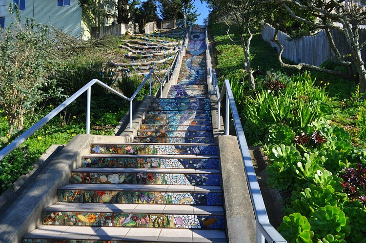 16th Street Stairs