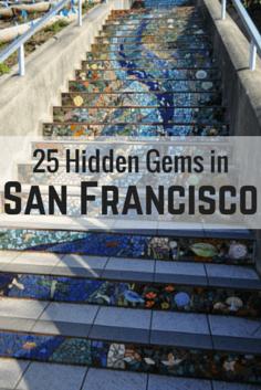 25 Hidden Gems in San Francisco