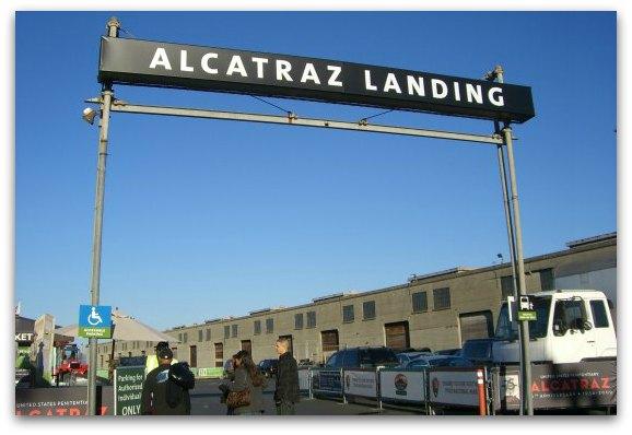 alcatraz landing