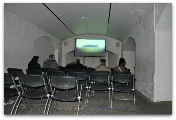alcatraz theater