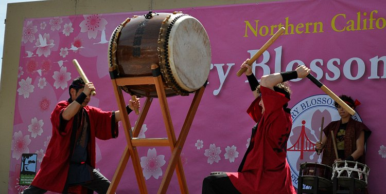April Cherry Blossom Festival
