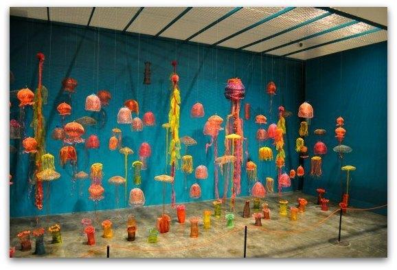 arline fisch exhibit