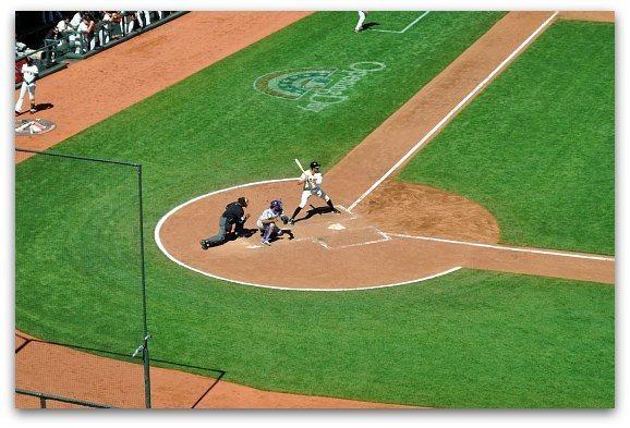 Baseball in SF