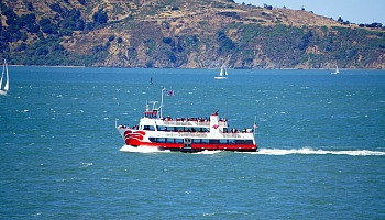 Bay Cruises in July on the SF Bay