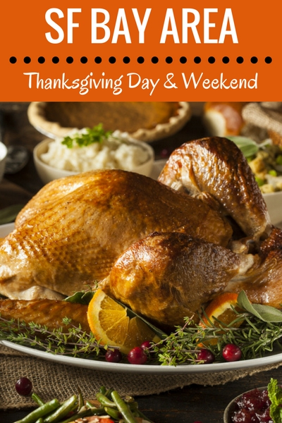 SF Bay Thanksgiving: Restaurant Recommendations, Turkey Trots, Sporting Events, & More