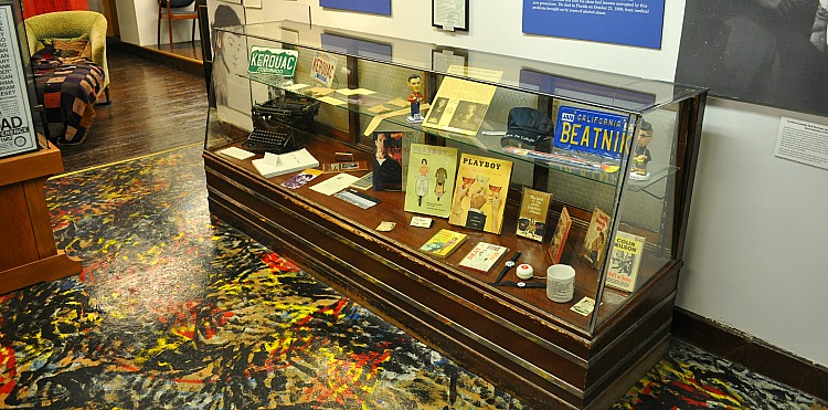 Beat Museum in San Francisco's North Beach District
