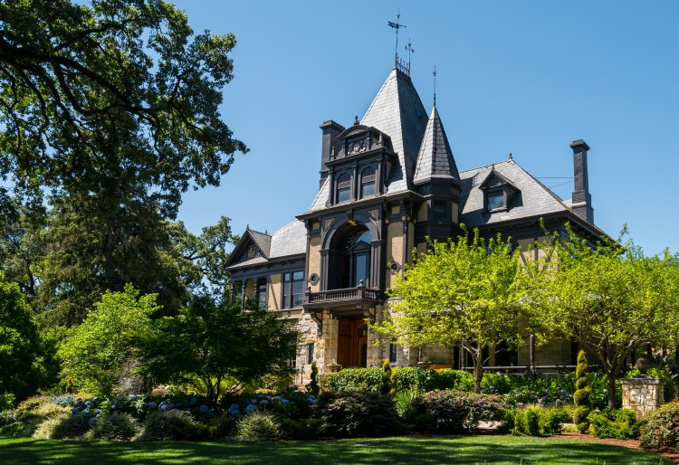 Beringer Winery in Napa