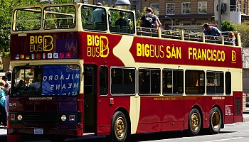 Big Bus Tours for March