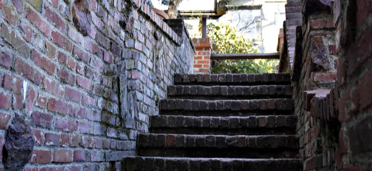 Brick Stairs near Montgomery