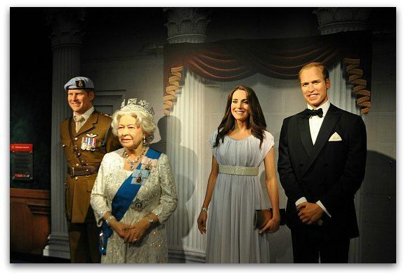 figues of british royals