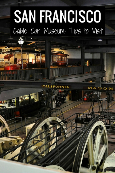 SF Cable Car Museum