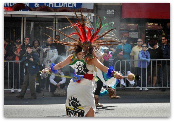 Carnaval May Parade