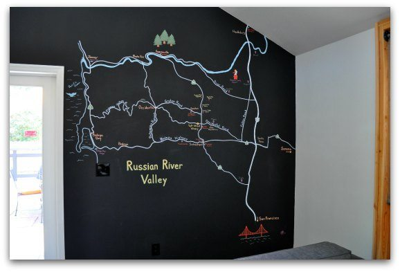 chalk map russian river