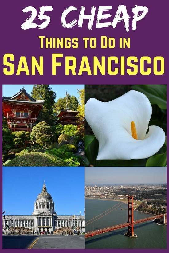 Cheap Things to Do in San Francisco: 25 Top Ideas