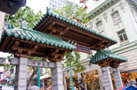 lion gates of chinatown