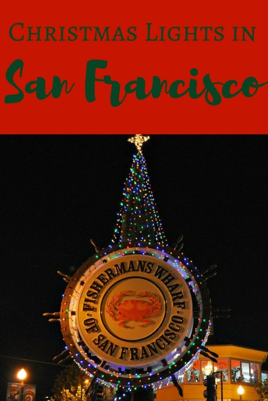 San Francisco Christmas Lights