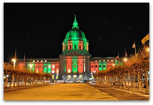 city hall sf