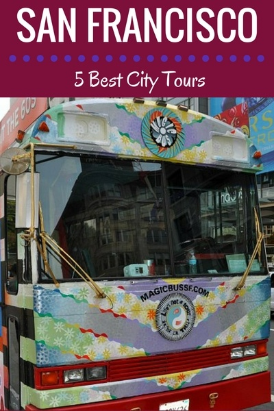 City Tours: San Francisco's Top Picks to Explore the City by the Bay