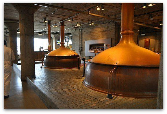 copper brewing machines
