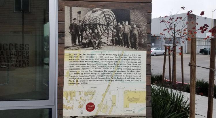Cordage History