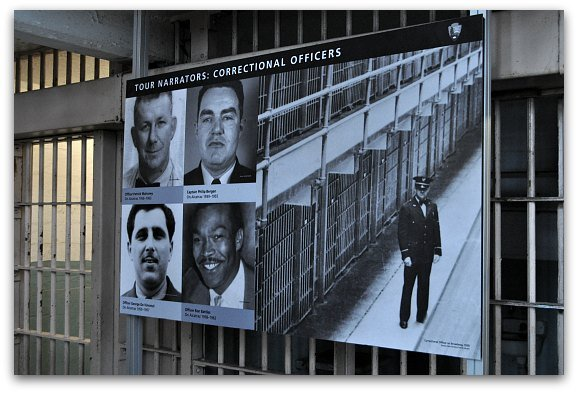 Correctional Officers Narrative on Alcatraz