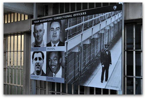 Correctional Officers Narrative on Alcatraz