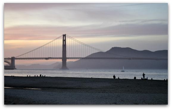 Crissy Field SF Beach