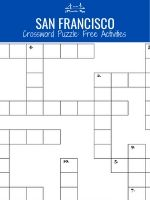 Free Activities Crossword Thumbnail