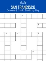 Crossword Puzzle Thumbnail for Monterey Bay