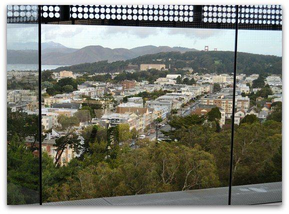 deYoung Tower Golden Gate
