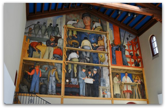 diego rivera fresco
