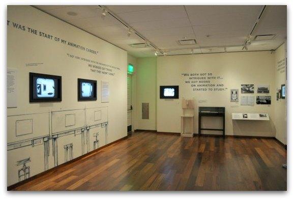 disney museum sf beginnings