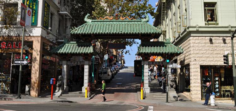 Dragons Gate Downtown SF