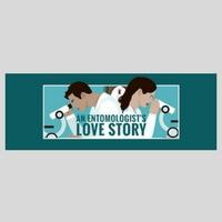 Entomologist Love Story