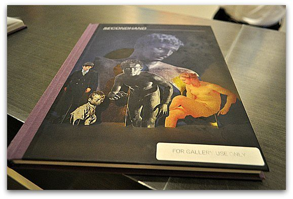 exhibit book