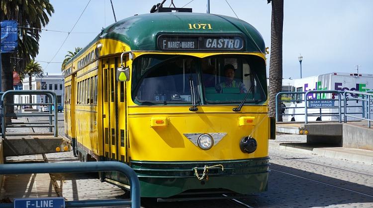 F Street Car to Castro