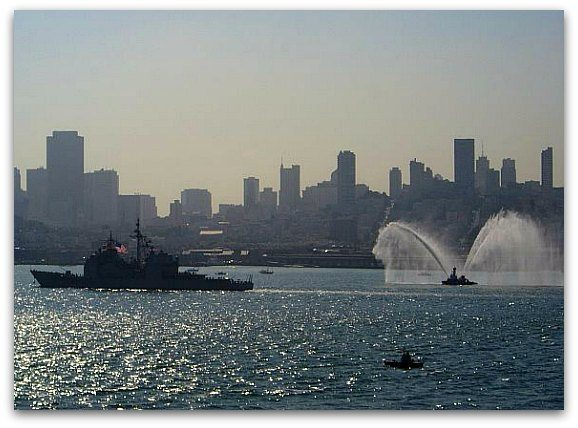 Fleet Week SF
