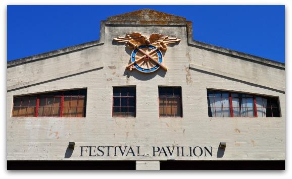 Festival Pavilion SF