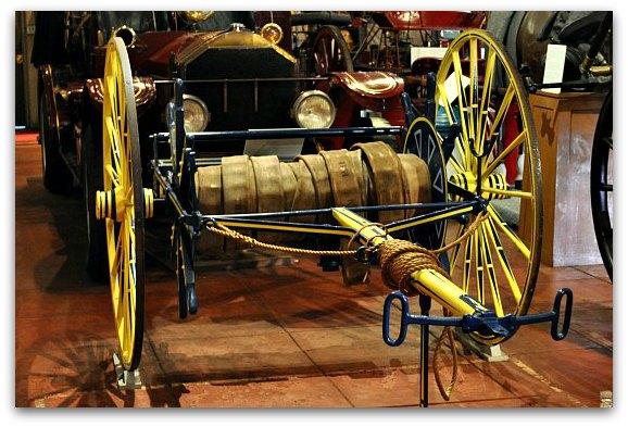 fire truck 1810