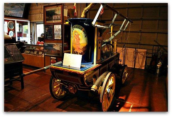 fire truck sf museum
