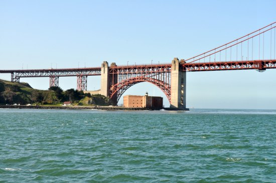 fort point in sf