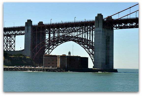 fort point from water