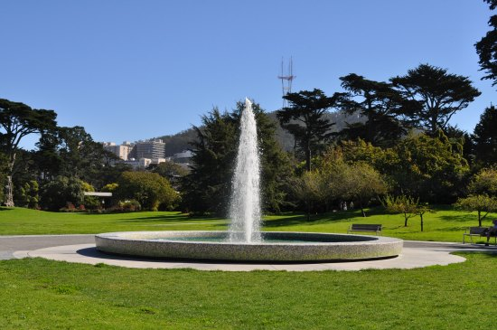 botanical gardens in san francisco