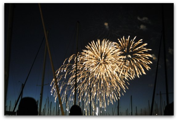 Fourth of July Boat Tours