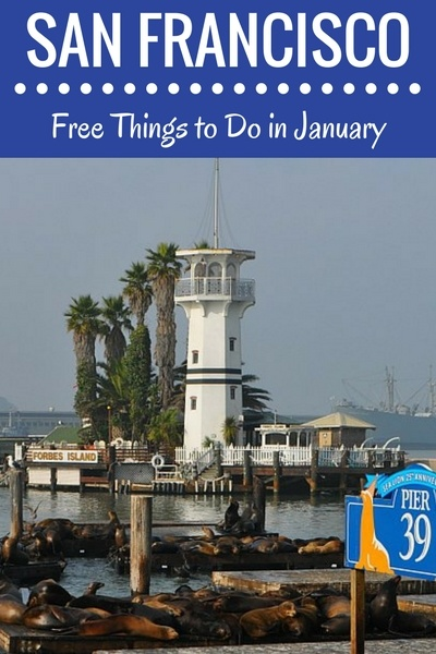 Free Activities in January in San Francisco: 25 of My Favorites