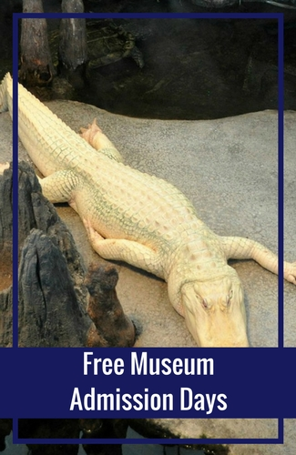 Free Museum Admission Days