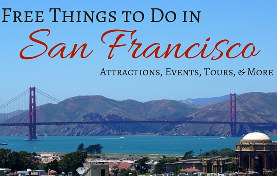 Free Things to Do in SF