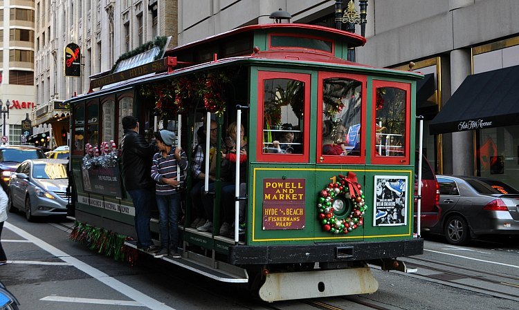 Free Things to Do in San Francisco in December