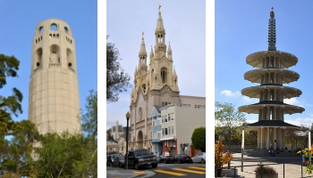 Free Walking Tours in March in SF