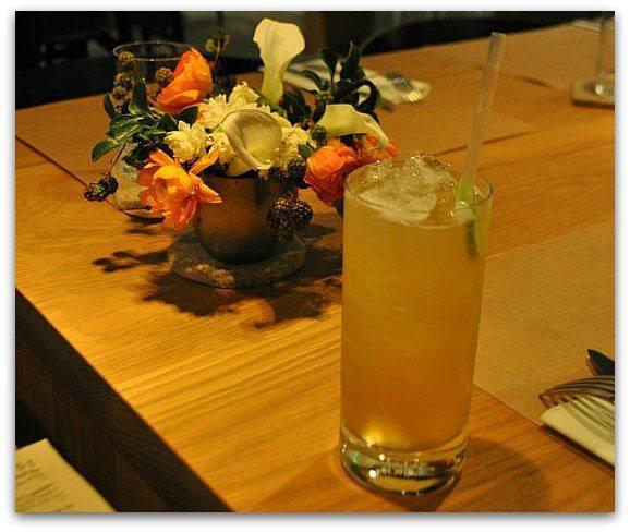 fruity drink